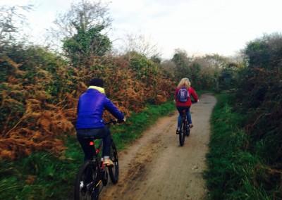Bissoe Trail J + M
