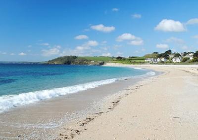 Beautiful Gylly Beach