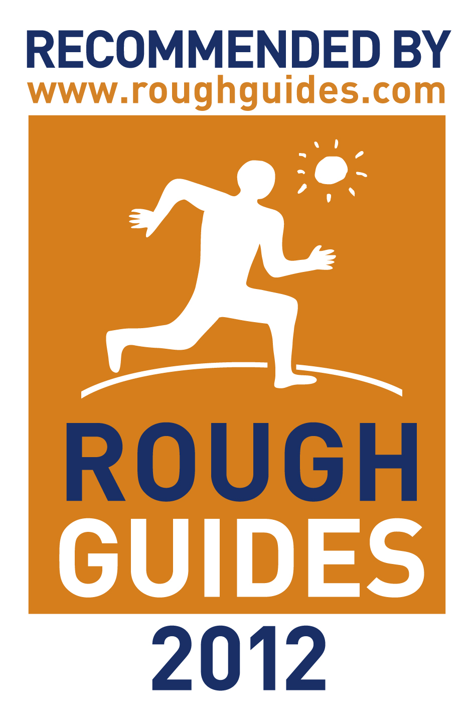 Rough Guide Recommends Us