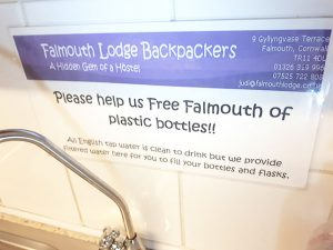 eco friendly hostel in Falmouth