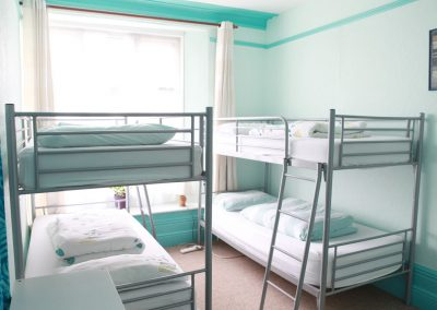 Female only 4 bed dorm