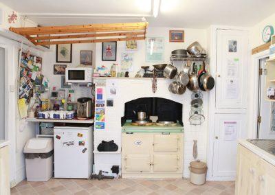 Falmouth Lodge Kitchen