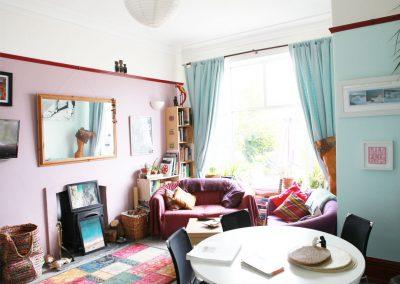Falmouth Lodge Shared Lounge