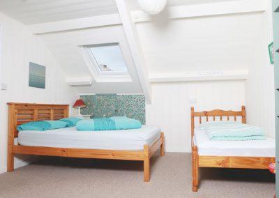Topfloor ensuite - Falmouth Lodge