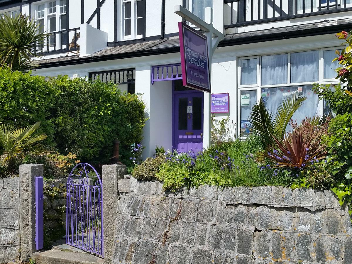 Falmouth-Lodge